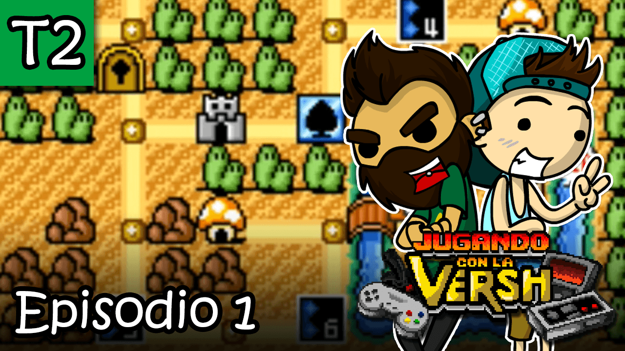 Episodio 1: Super Mario Bros. 3 – Parte 1