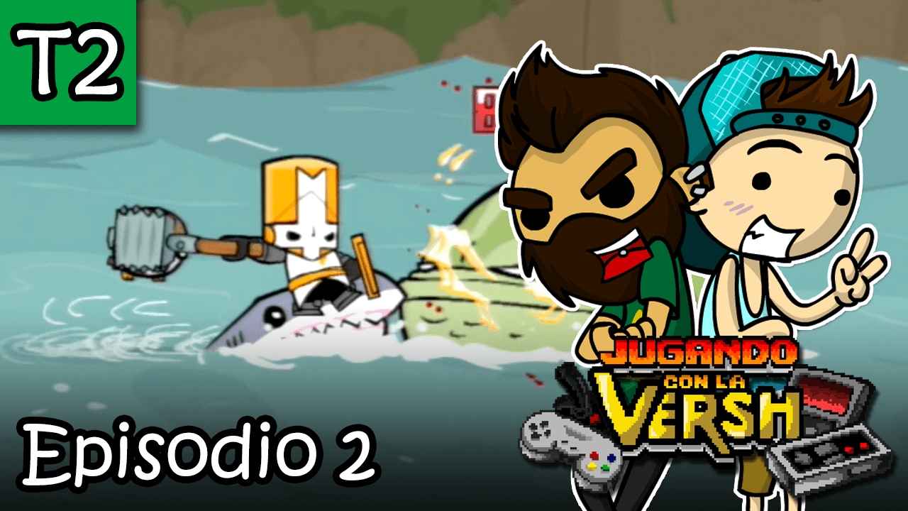 Episodio 2: Castle Crashers – Parte 1