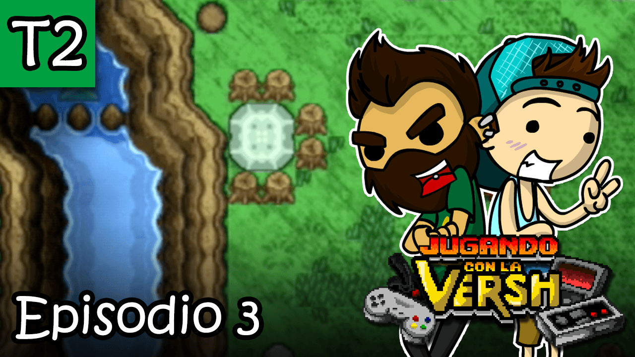 Episodio 3: The Legend of Zelda: Four Swords Adventures – Parte 1
