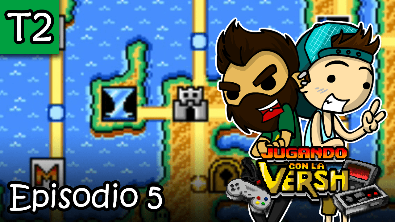 Episodio 5: Super Mario Bros. 3 – Parte 2