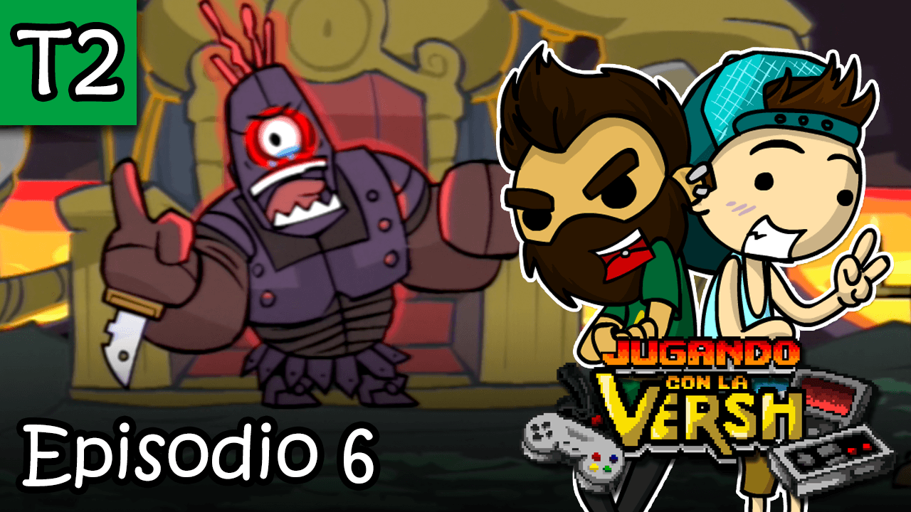 Episodio 6: Castle Crashers – Parte 2