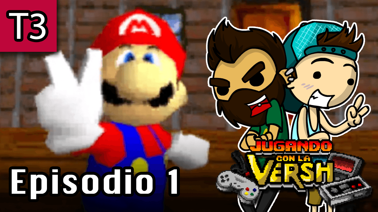 Episodio 1: Super Mario 64 – Parte 1