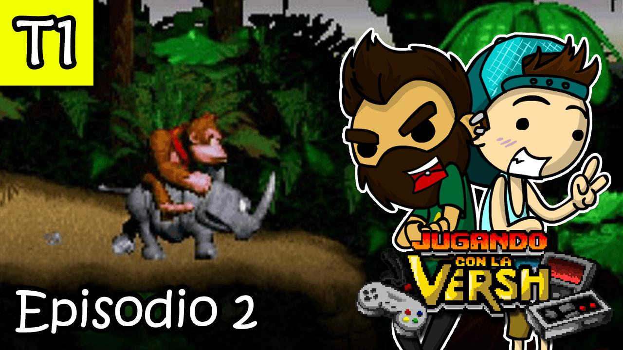 Episodio 2: Donkey Kong Country – Parte 1