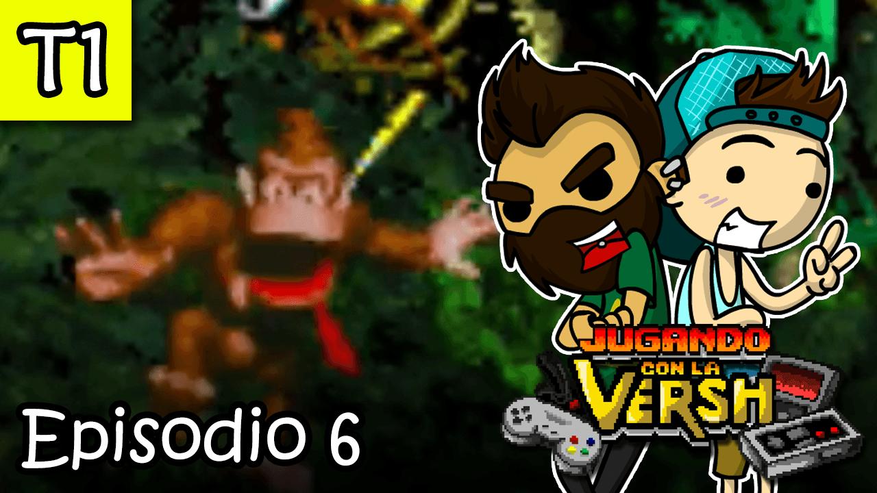 Episodio 6: Donkey Kong Country – Parte 2