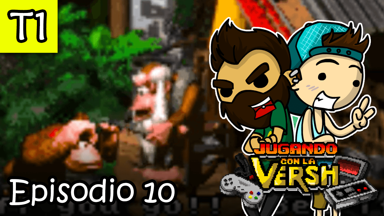 Episodio 10: Donkey Kong Country – Parte 3