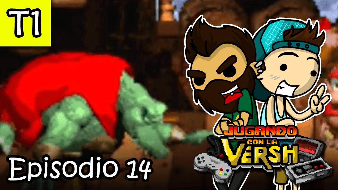 Episodio 14: Donkey Kong Country – Parte Final