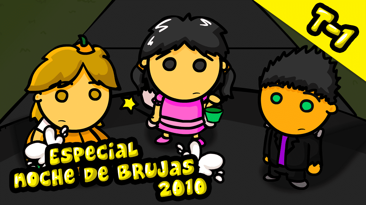Especial de Noche de Brujas 2010