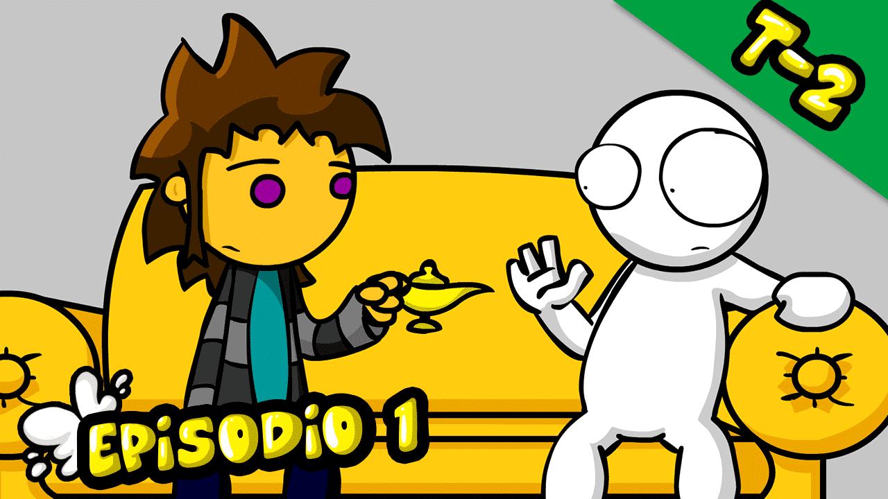 Episodio 1: La Lámpara Mágica