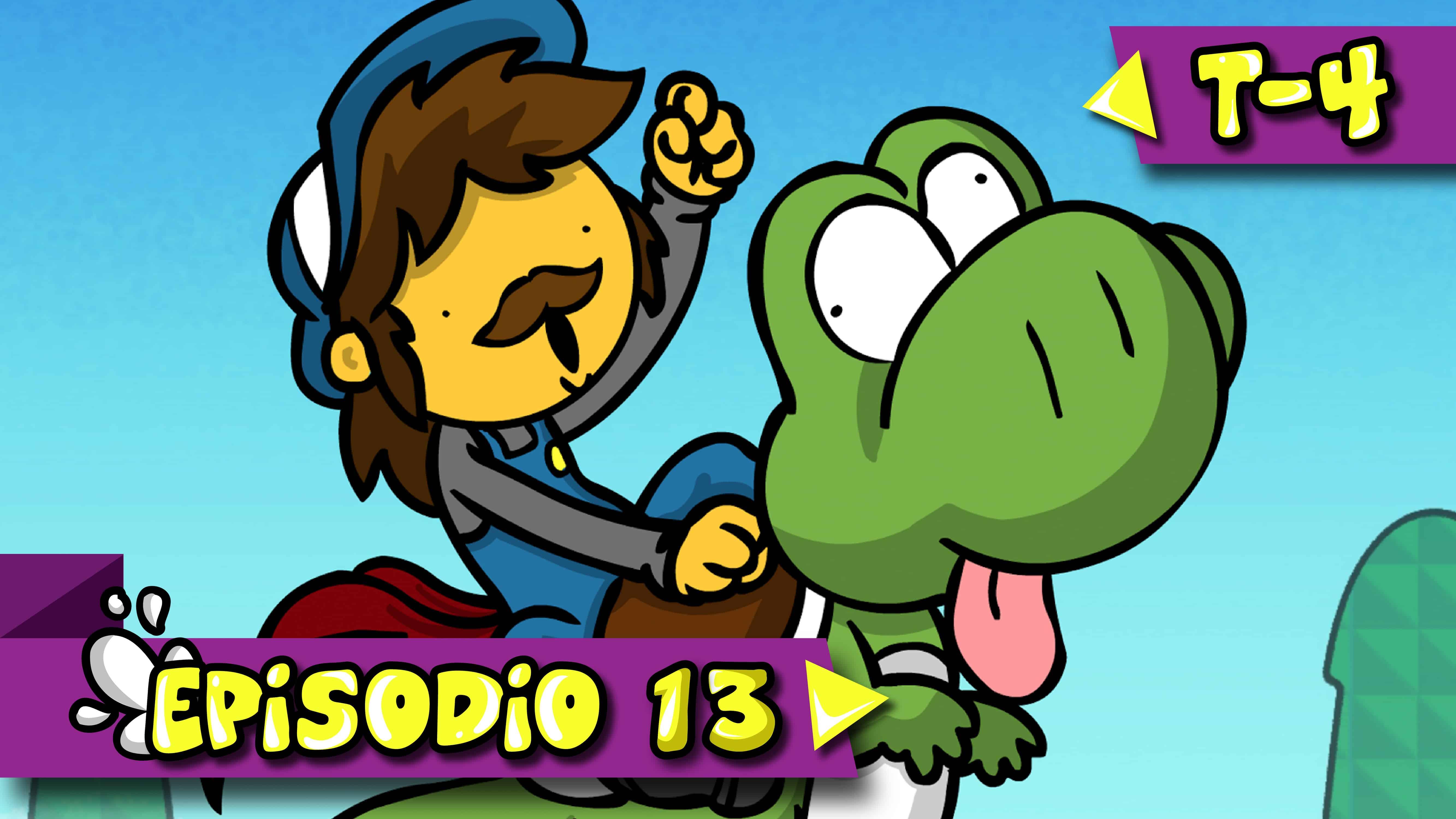 Episodio 13: Los Super Hermanos Mauricio 4