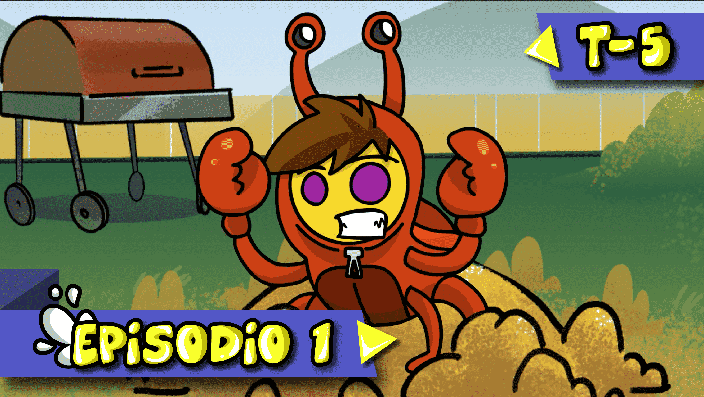 Episodio 1: Cangrejo Jorobado